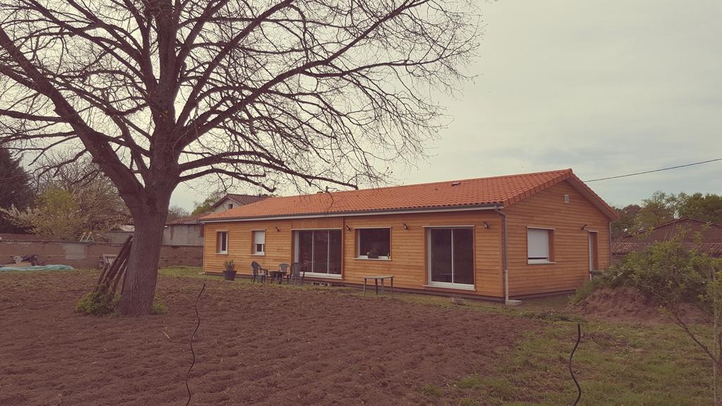 5 blogs sur l 39 auto construction et les maisons en ossature bois comme u - Blog autoconstruction maison ...