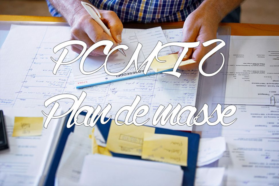 exemple PCMI 2 plan de masse