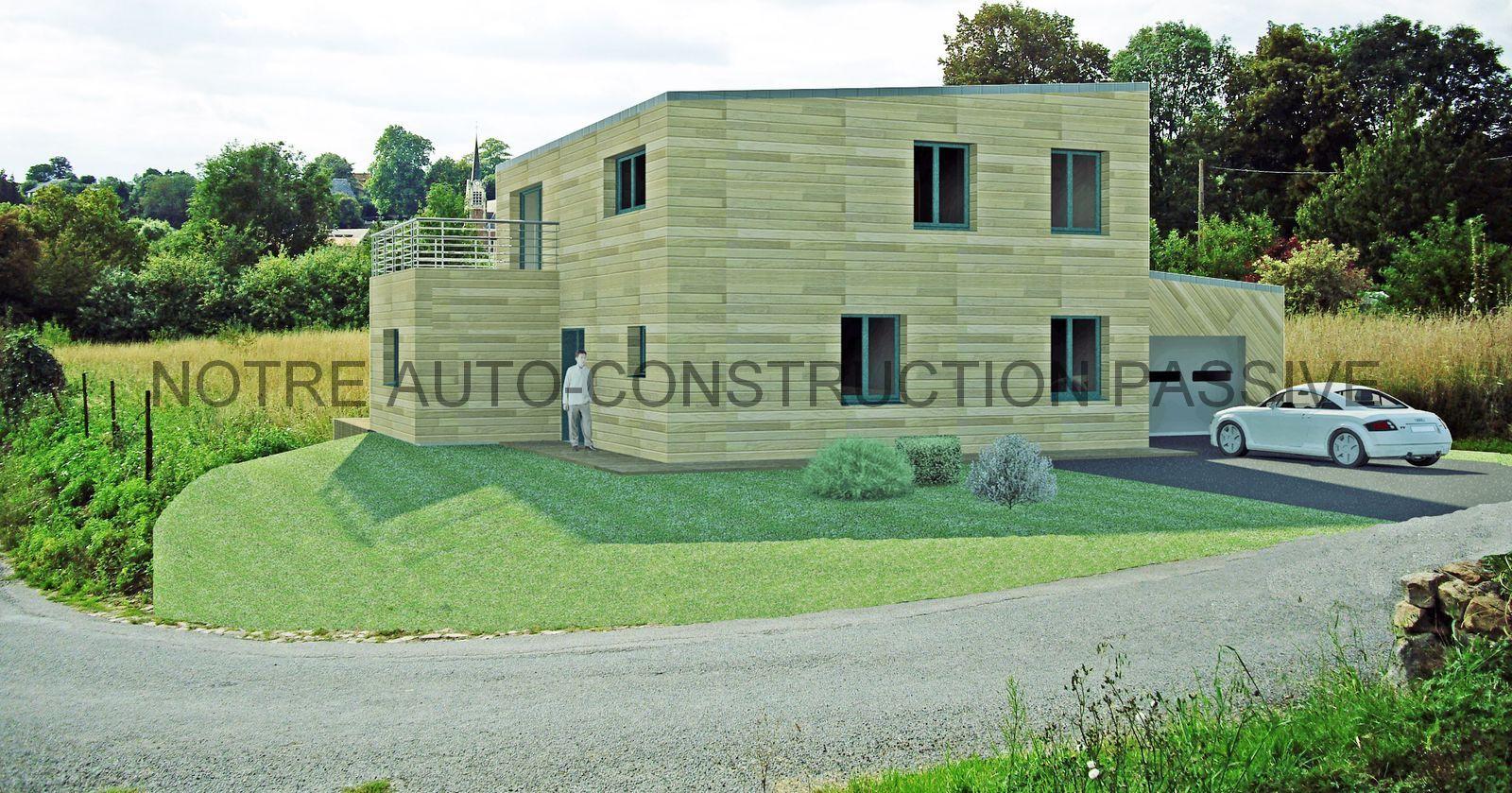 souvent autoconstruction maison passive aj32 humatraffin. Black Bedroom Furniture Sets. Home Design Ideas