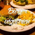 burger vegetarien recette