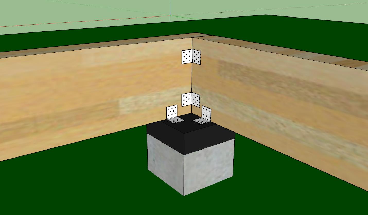 dalle bois plans mob comme un pingouin dans le d sert. Black Bedroom Furniture Sets. Home Design Ideas