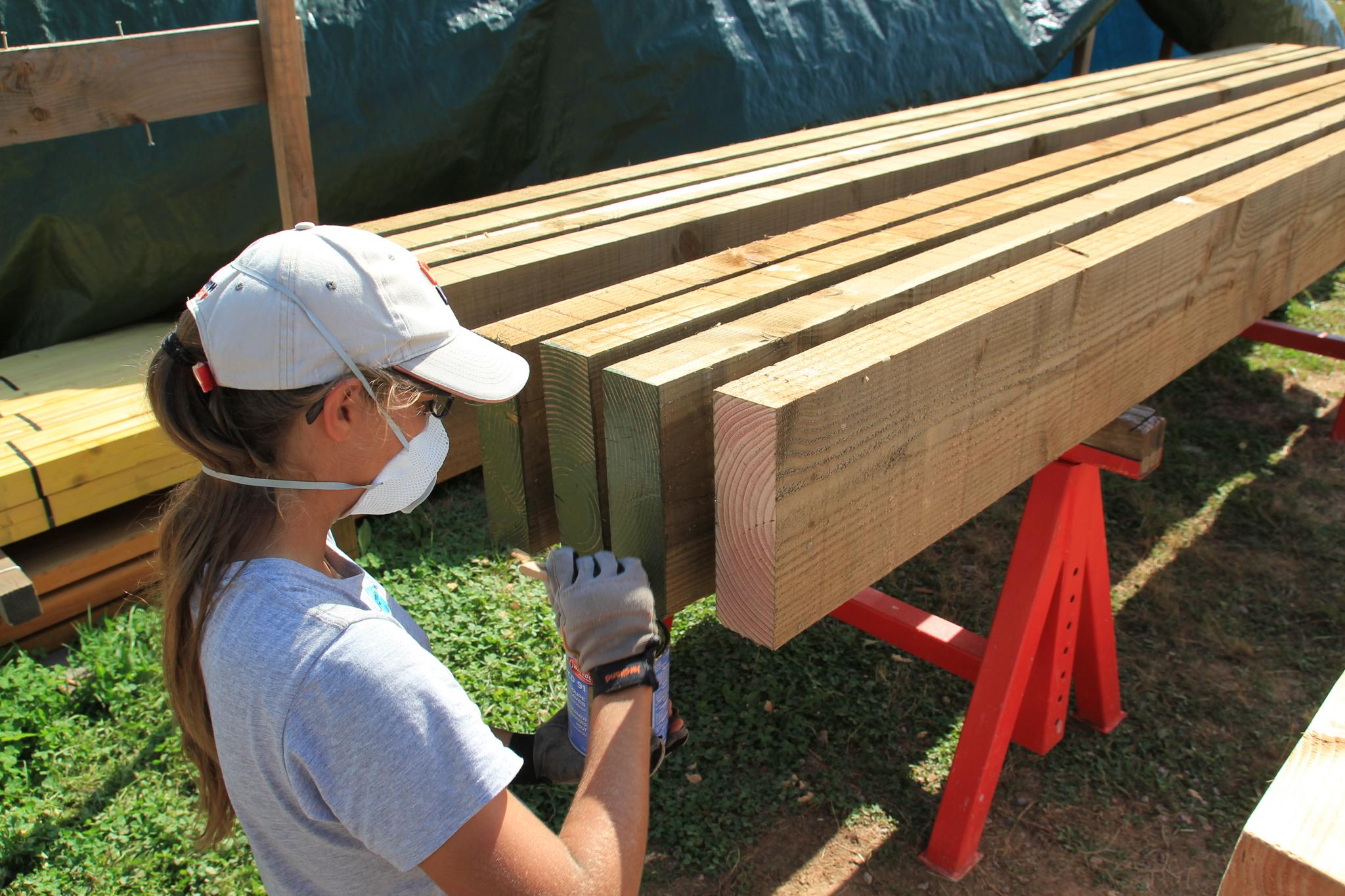 traitement des d coupes de bois comme un pingouin dans le d sert. Black Bedroom Furniture Sets. Home Design Ideas