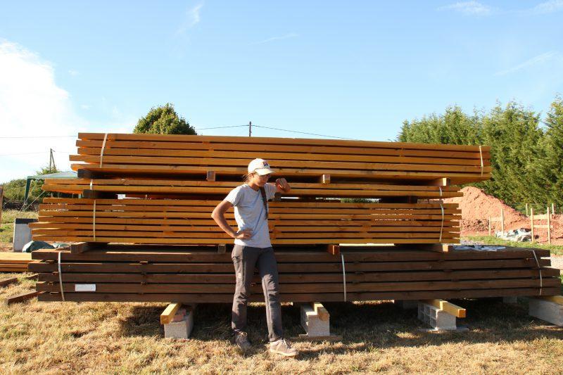 bois autoclave et traité charpente