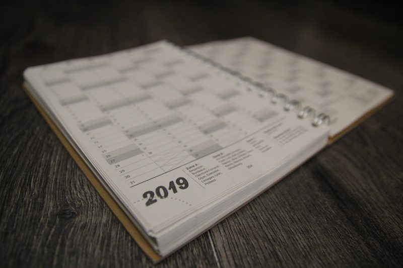 myagenda my2018