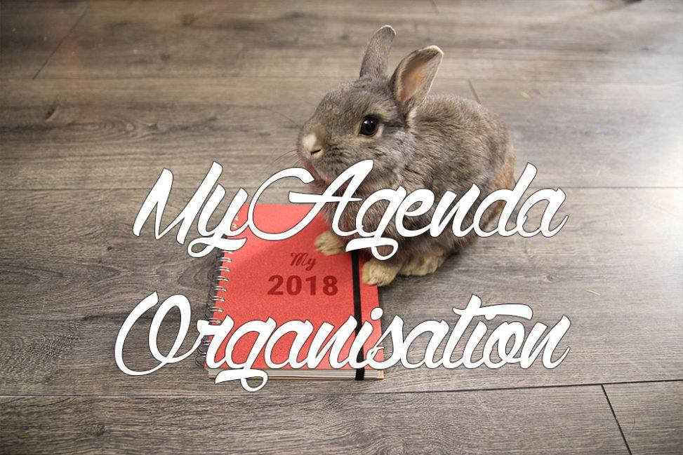 myagenda 2018 organisation