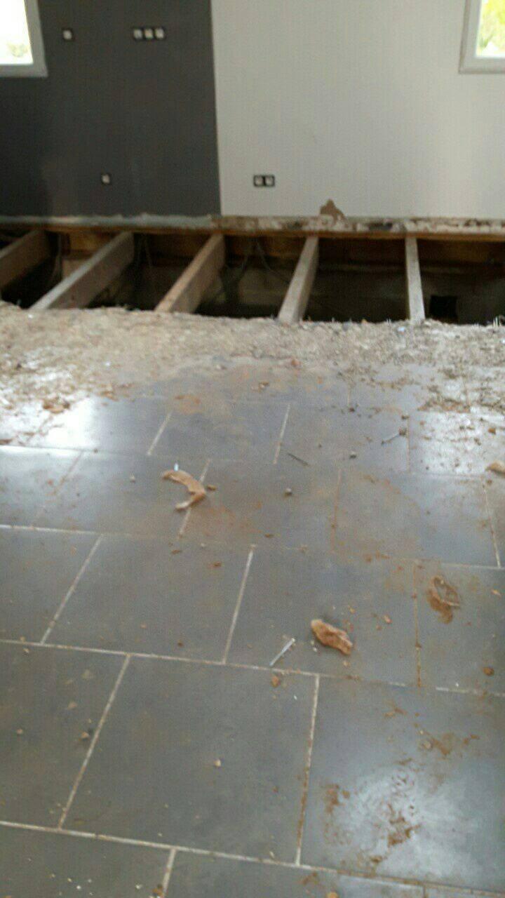 Comment Enlever Colle Carrelage Sur Chape dalle bois, carrelage et humidité : les erreurs à éviter