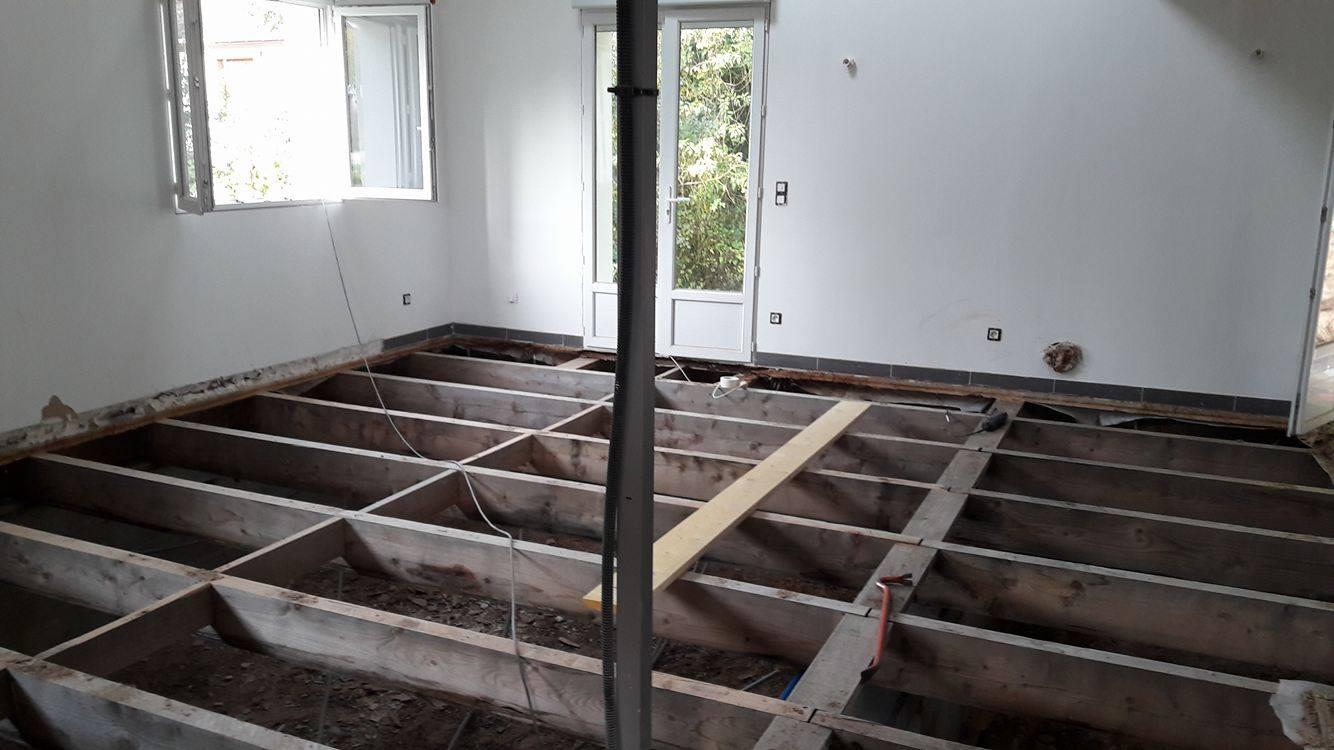 Osb Dans Salle De Bain dalle bois, carrelage et humidité : les erreurs à éviter