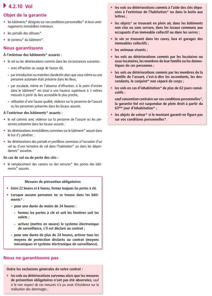 lecture cgv assurances