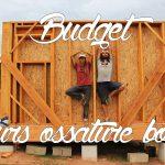 Budget murs ossature bois