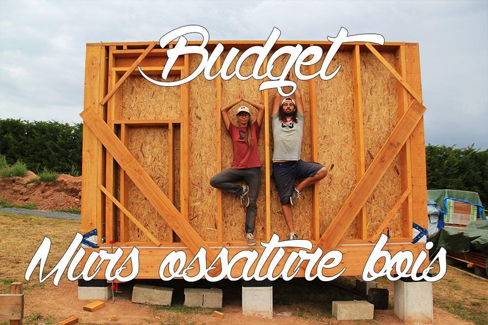 Budget Détaillé Autoconstruction Les Murs Comme Un