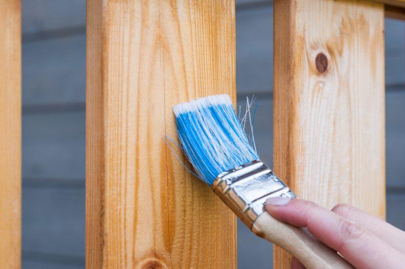 Aide pour les travaux de peinture