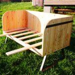 Fabriquer un lit cododo en bois sans colle