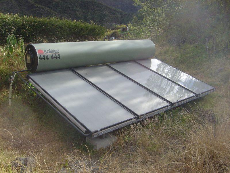 Chauffage par panneau solaire thermique