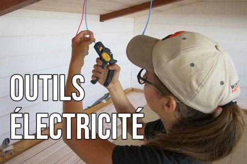 outils pour faire son installation électrique soi-même