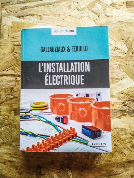 livre pour faire son installation électrique au normes