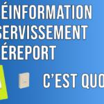 Téléinformation Asservissement et Téléreport