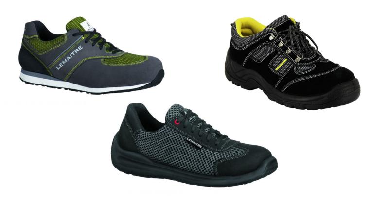 Chaussure de sécurité design