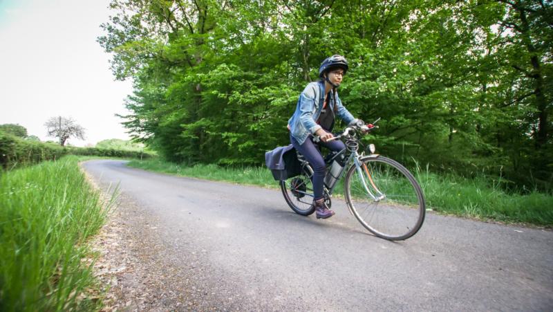 Vitesse vélo électrique
