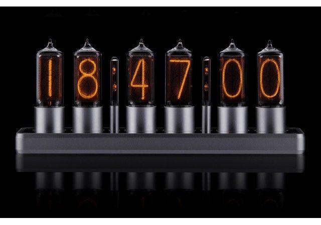 Horloge décorative style industriel